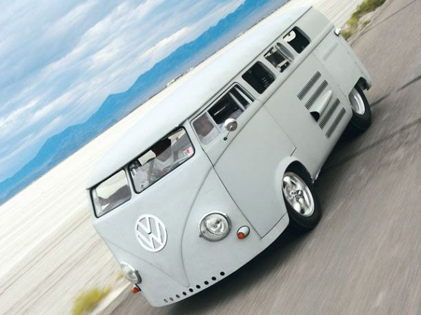 Ken Prather VW Bus