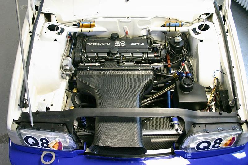 Volvo Estate Racer An Icon Of 90s Btcc Horsepower Calculators Blog