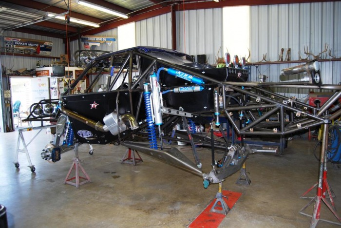 Offroad Racing Builds As Complex As Other Race Cars Horsepower